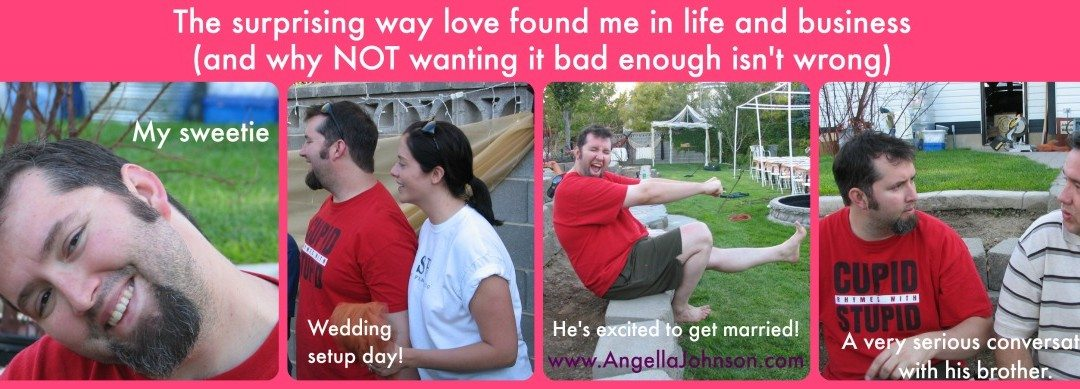 Cupid Rhymes with ______ (the surprising way love found me in my life and business)