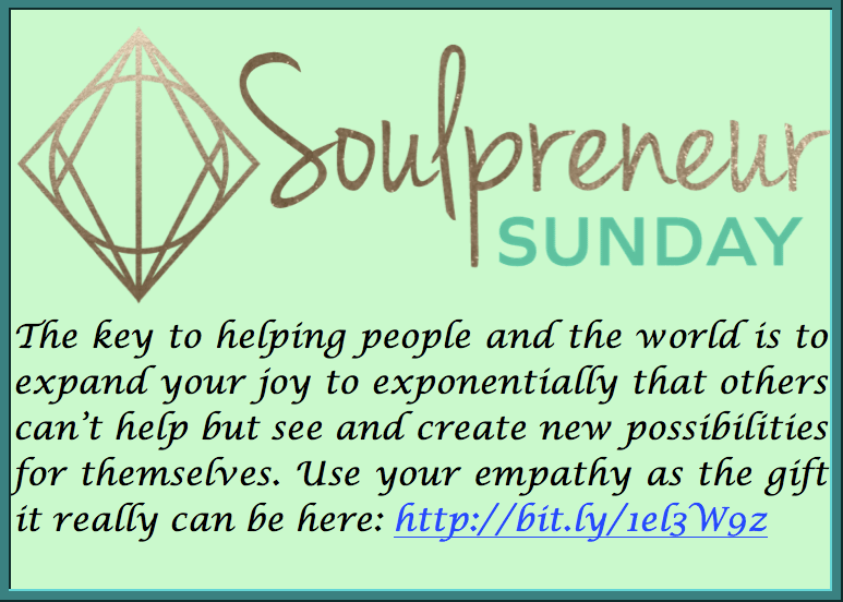 {Soulpreneur Sunday} Empath: is it a curse or a gift