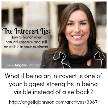 {Soulpreneur Sunday} The Introvert Lie