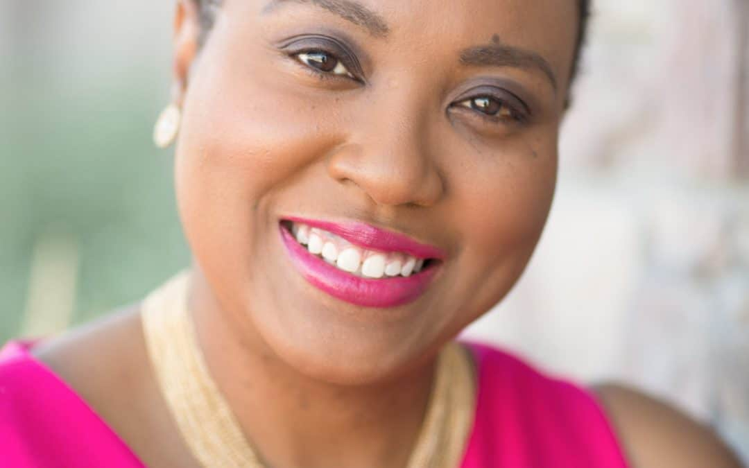 Business Alchemy 29: Receiving the Courage to Trust Yourself with Dr. Nadia Brown