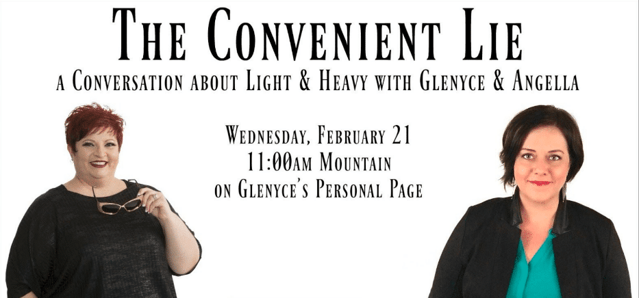 The Convenient Lie with Glenyce Hughes