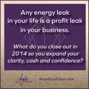 Any Energy Leak is a Profit Leak