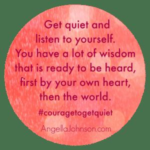 couragetogetquiet