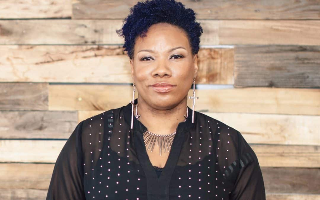 Episode 05: The Courage Factor with guest Shameca Tankerson