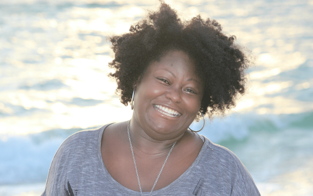 Episode 45: Online Marketing That Isn't Slimy with guest Tamala Huntley