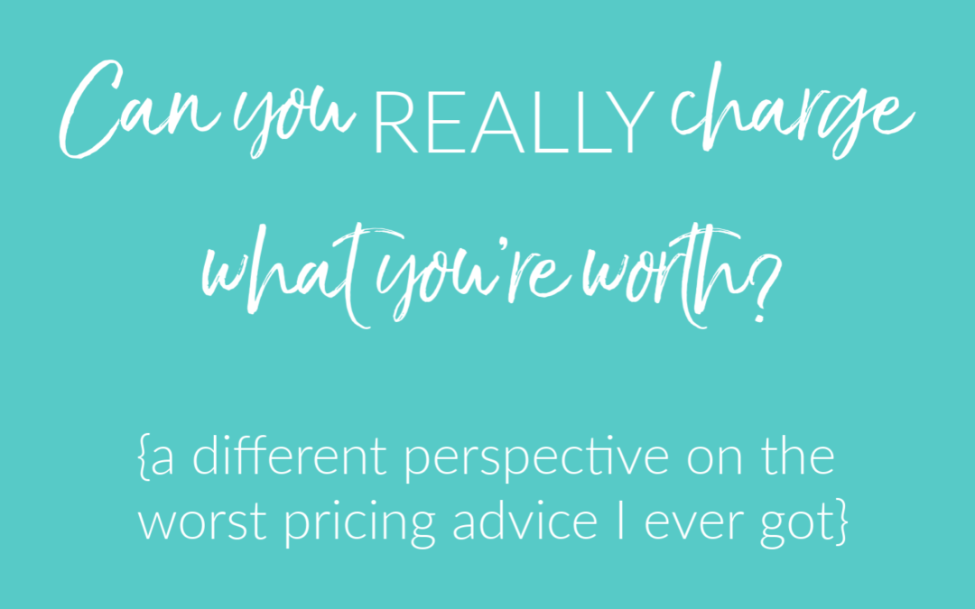 Pricing Perspective and People's Expensive Opinions