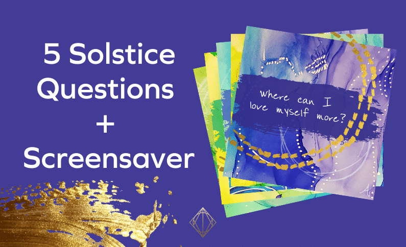 Solstice Wishes for You (5 Questions)